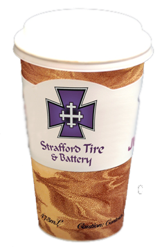 Promotional cup sleeves