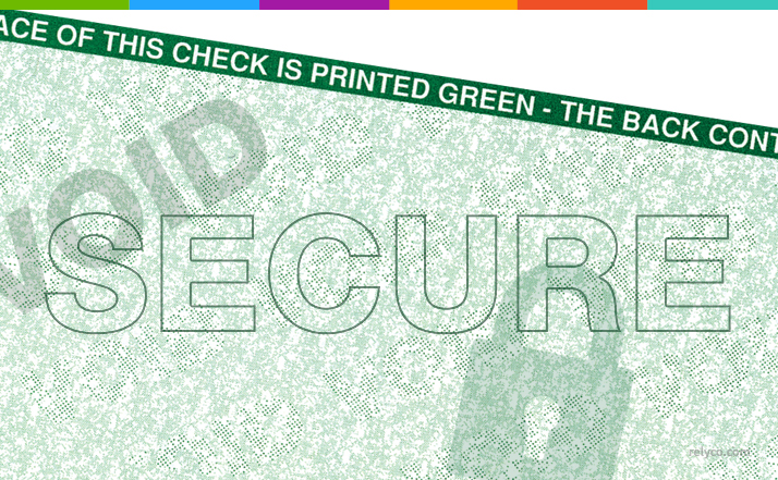 Check Fraud Security Checks