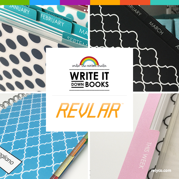 Personalized Planners REVLAR story