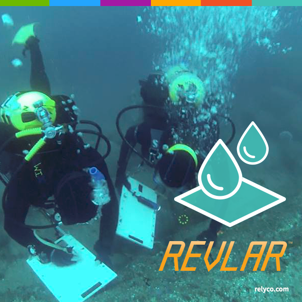 marine science surveys revlar waterproof paper