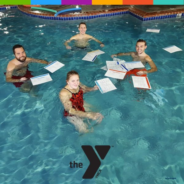 durable guides made with Waterproof Paper at YMCA