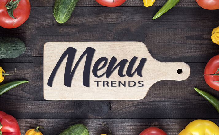 Image result for 3 restaurant menu trends
