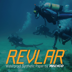 REVLAR Waterproof Paper